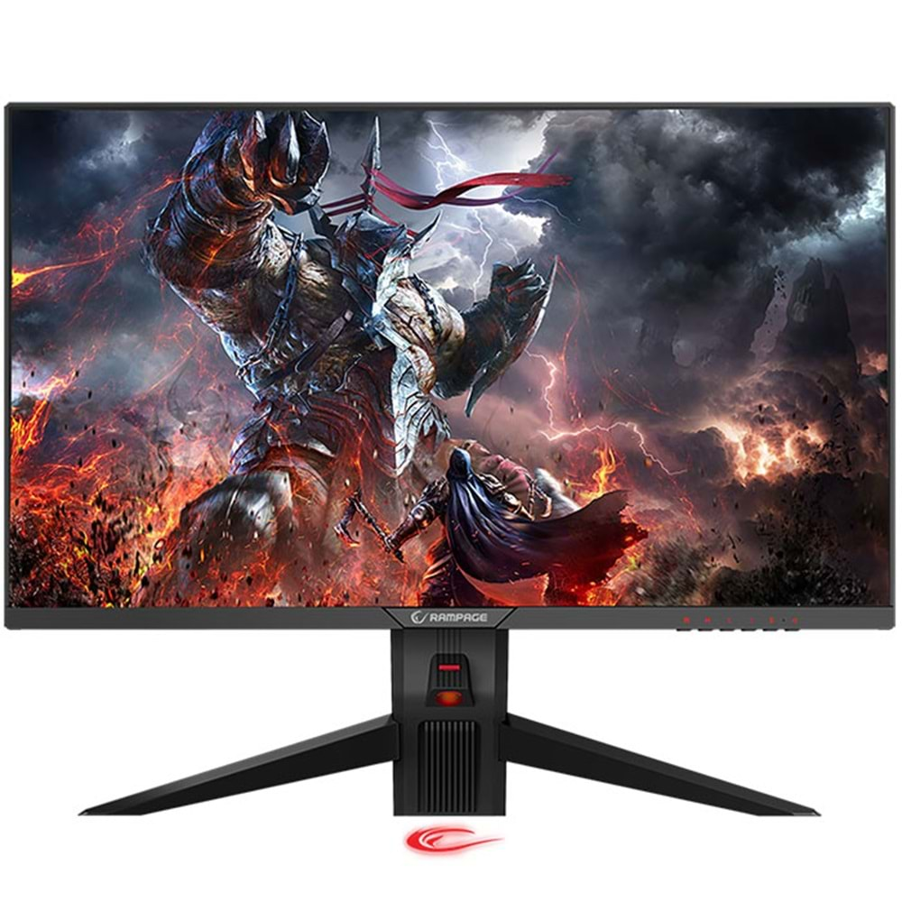 Rampage RM-744 REFLECT 27 144hz 1ms Freesync Technology RGB PC Curved Oyuncu Monitörü